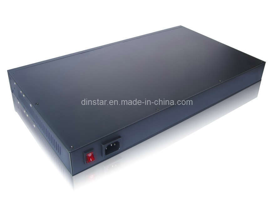 32 FXS SIP VoIP Gateway with 3-Way Conference (DAG2000-32S)
