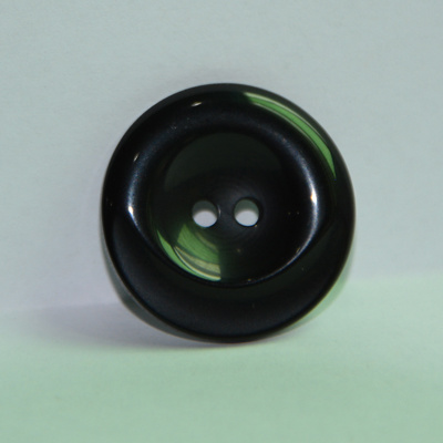 High Quality Fashion Polyester Resin Button with Special Rim Effect