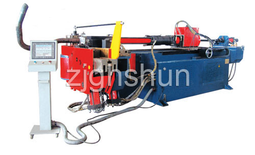 Single-Head Hydraulic Tube Bender (SB-115NCMP)