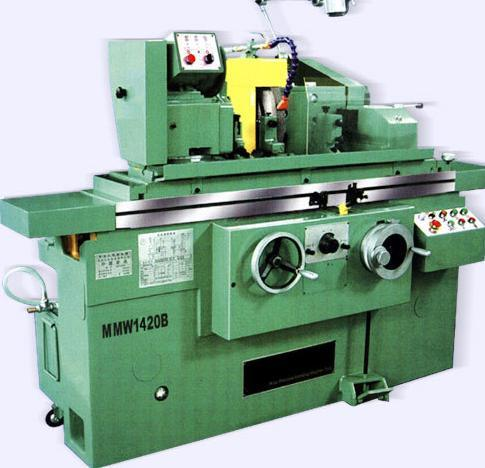 grinding on Cylindrical Grinding Machine - China Universal Cylindrical Grinding ...