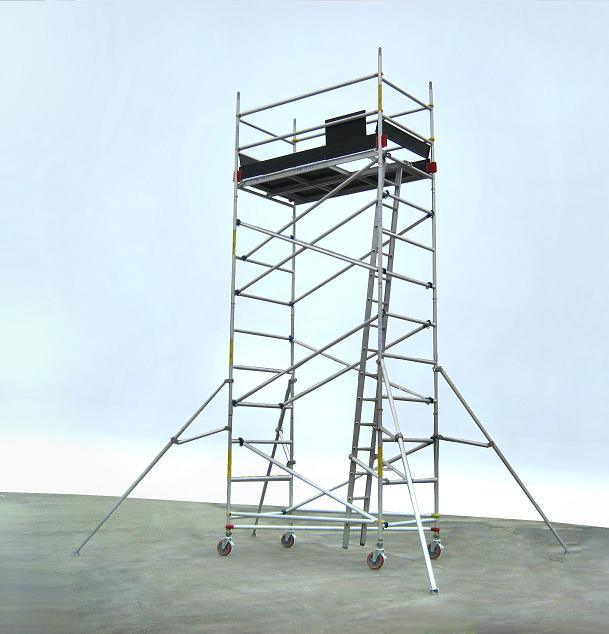 Aluminum Scaffold Tower : China aluminium tower scaffold mt