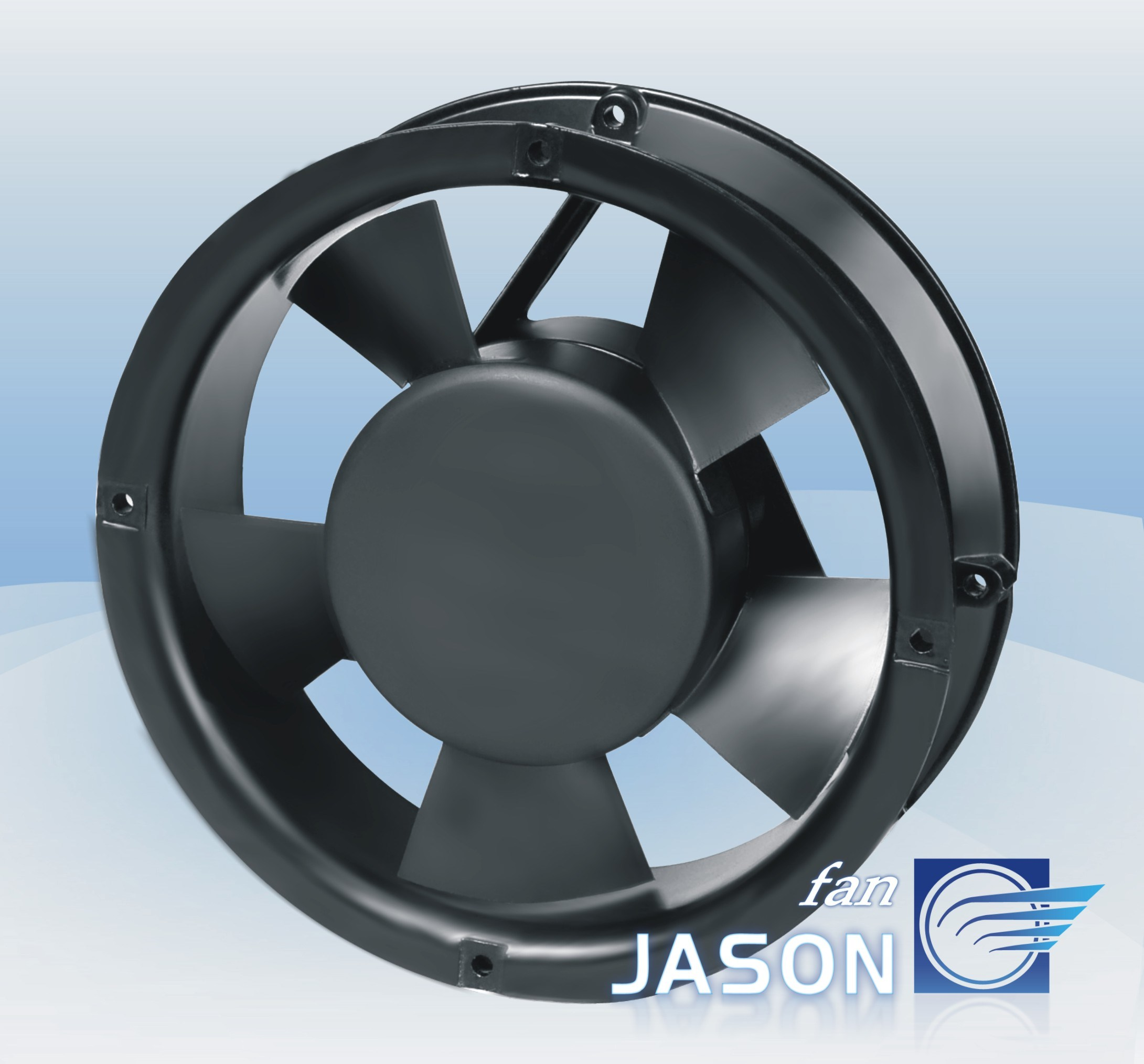 Good Quality Equipment Cooling AC Axial Fan (FJ17052) Photos  #1D7FAE