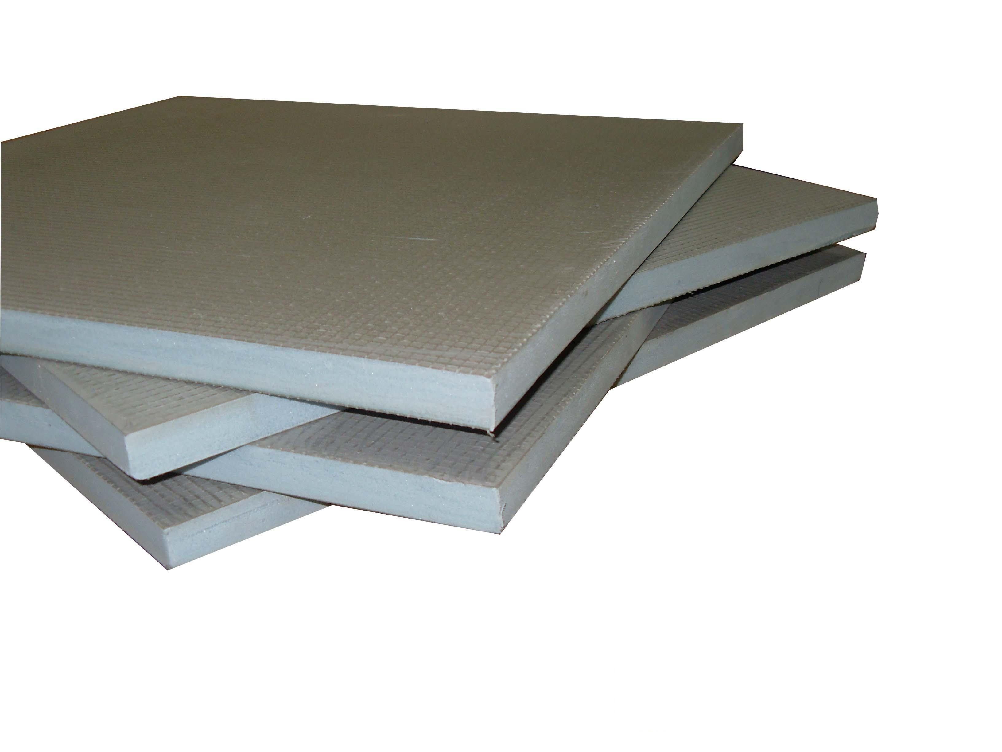 Extruded polystyrene foam insulation board extruded for Foam panel house