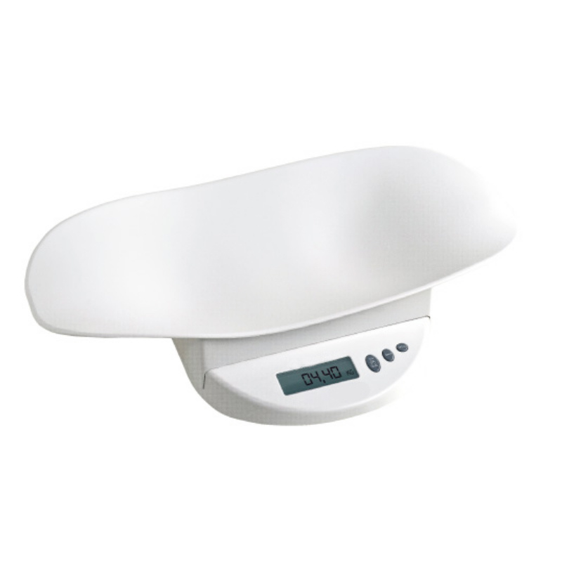 Electronic Baby & Mother Care & Toddler Scale with Removable Platform