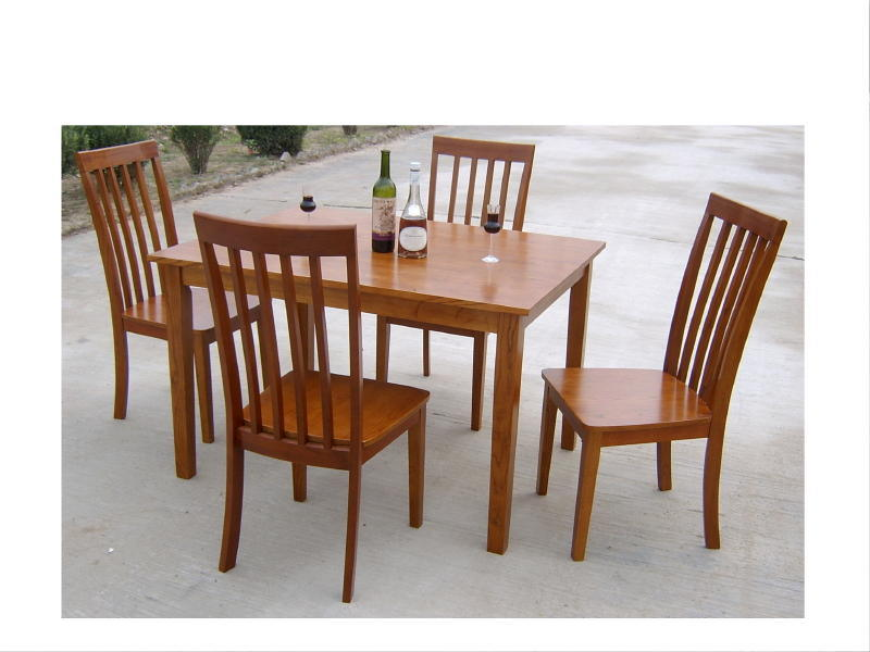 Wooden dining table sets 511 china solid wooden dining table sets