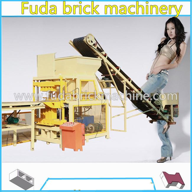 Automatic Soil Lego Brick Machine Interlocking Clay Block Making Machine