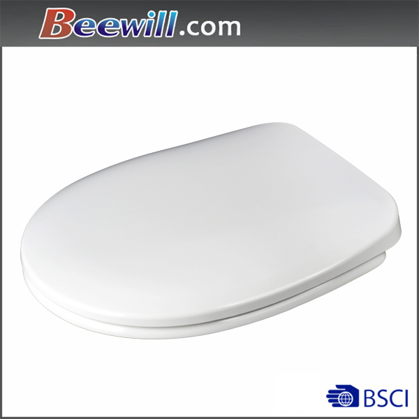 Toilet Bathroom Sanitary, Polished Soft Close Toilet Seat