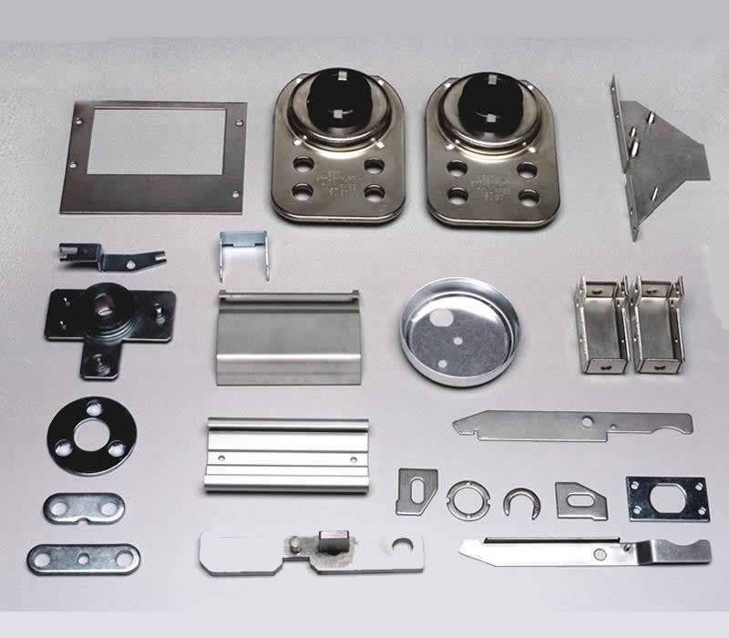 China Stamping Part Sheet Metal Part - China auto part die casting parts forging part ...