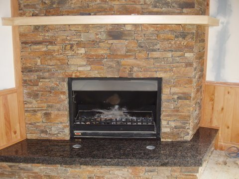 fireplace surround ideas