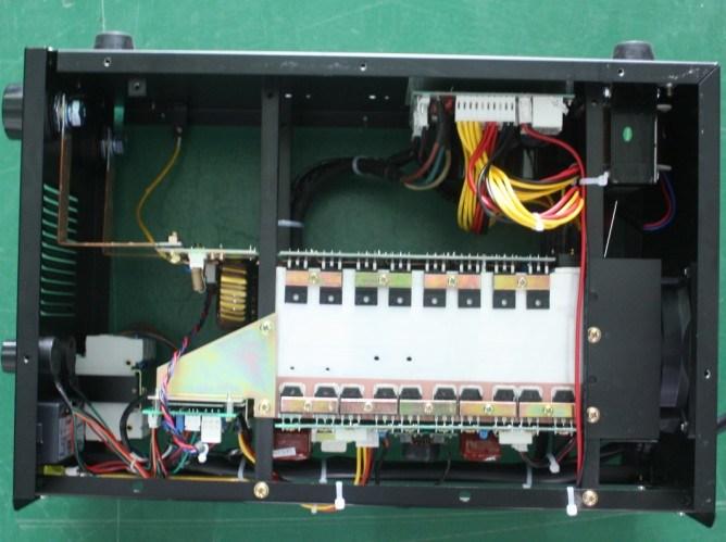 300A, Three Phase, Inverter DC Welder (MMA/ARC300)