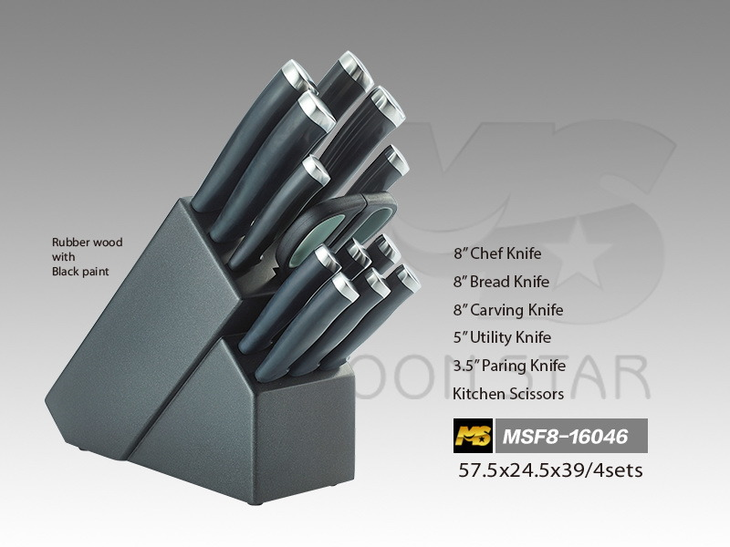 Forged Handle Series Kitchen Knife (MSF8-16046)
