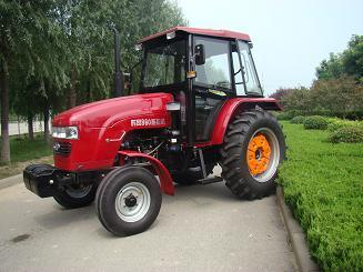 Four-/Two-Wheel Drive Agricultural Equipment with Tread: Front 1, 500
