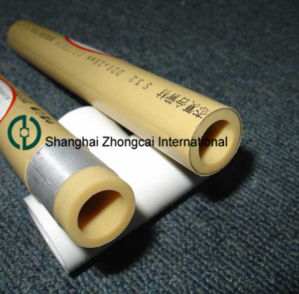 PPR Hot-cooling Water Pipes and Fittings