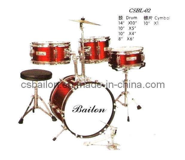 Top Quality and Hot Sale Drum Set (CSBL-02)