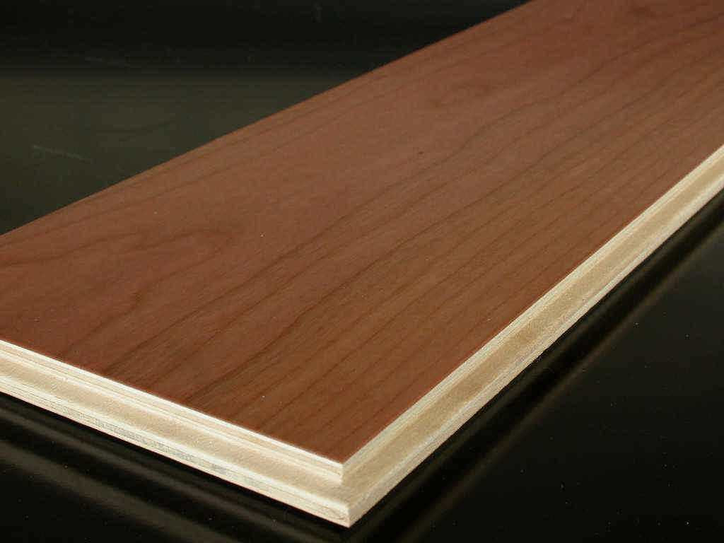 China pre finished birch plywood uv