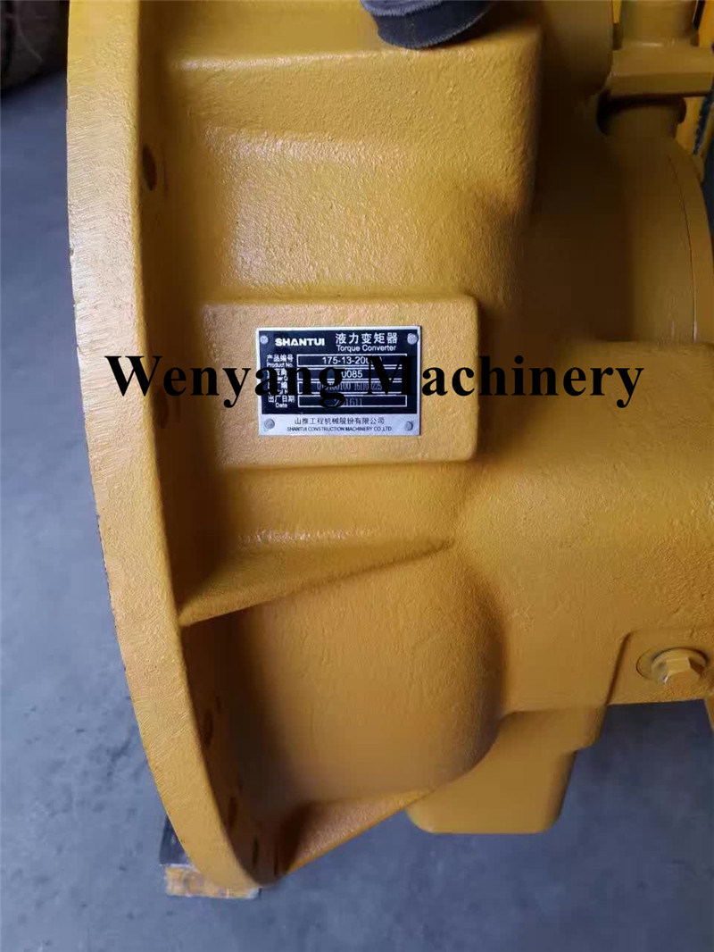 Shantui Bulldozer Genuine Parts Dozer Spare Parts hydraulic Torque Converter
