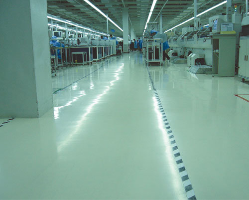 Anti-Corrosion Epoxy Floor Paint