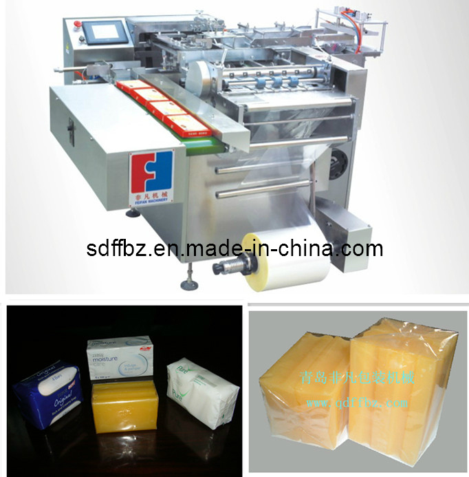 Fft Series Full Automatic Soap Cellophane Wrapping Machine