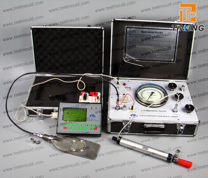 Soil Flat Dilatometer Test Kit