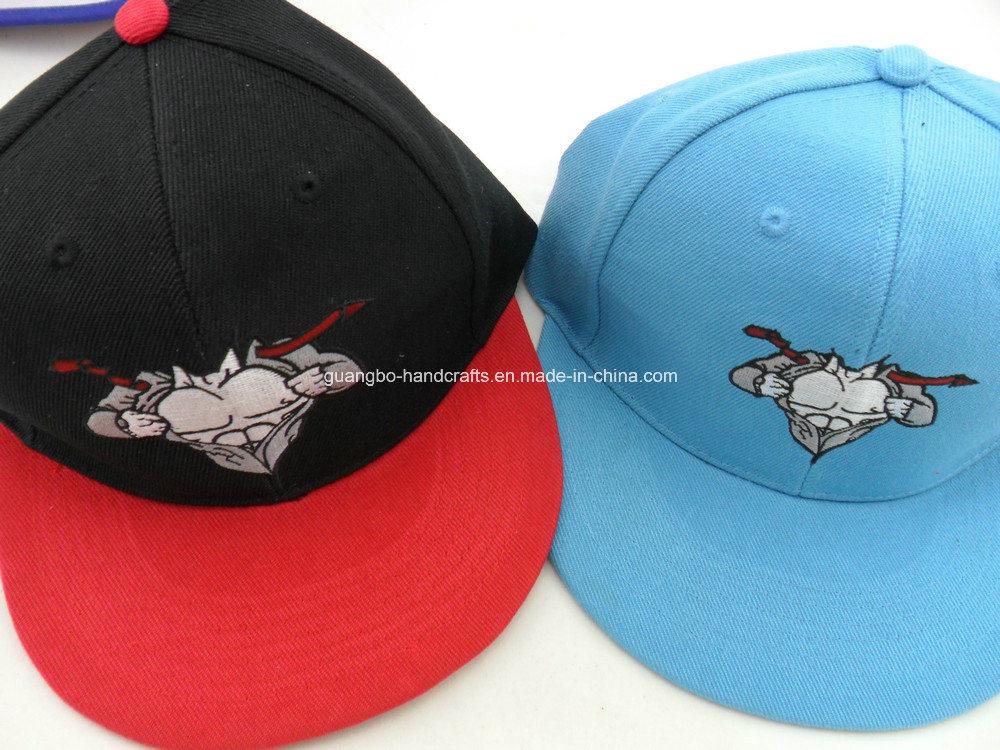 Custom Cotton Snapback Cap Hat
