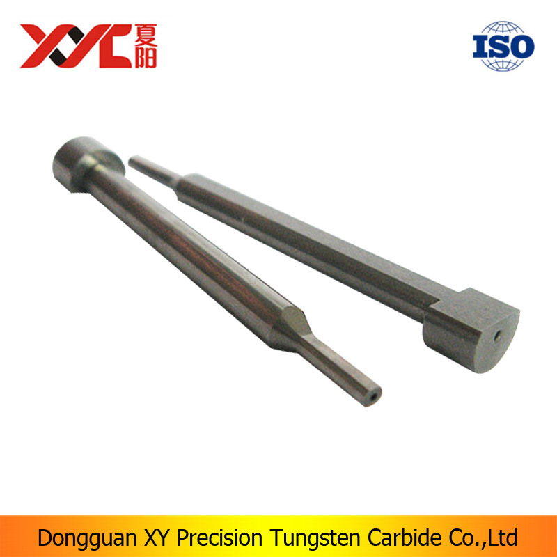 Wear Resistant Tungsten Carbide Pilot Punch