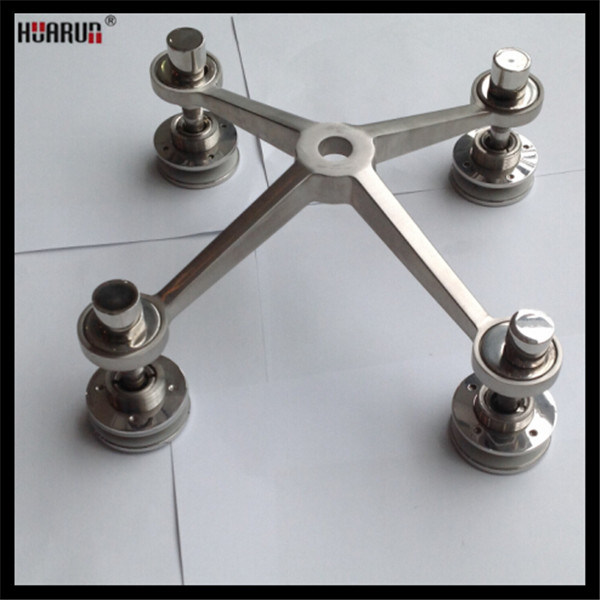 Stainless Steel C/C200mm Spider Fitting (HR200A-4)