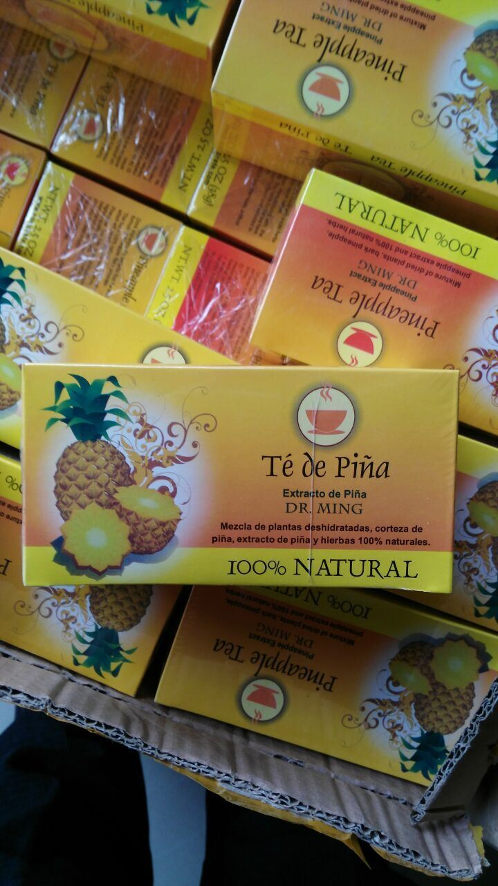 Dr Ming Pineapple Slimming Tea Lost Weight Products