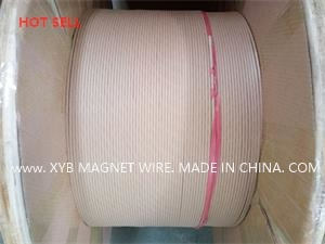 Hot Sell Paper Wrapped Flat Wire