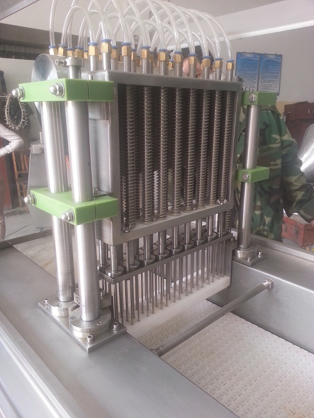 Injector for Meat Food Processing Machine