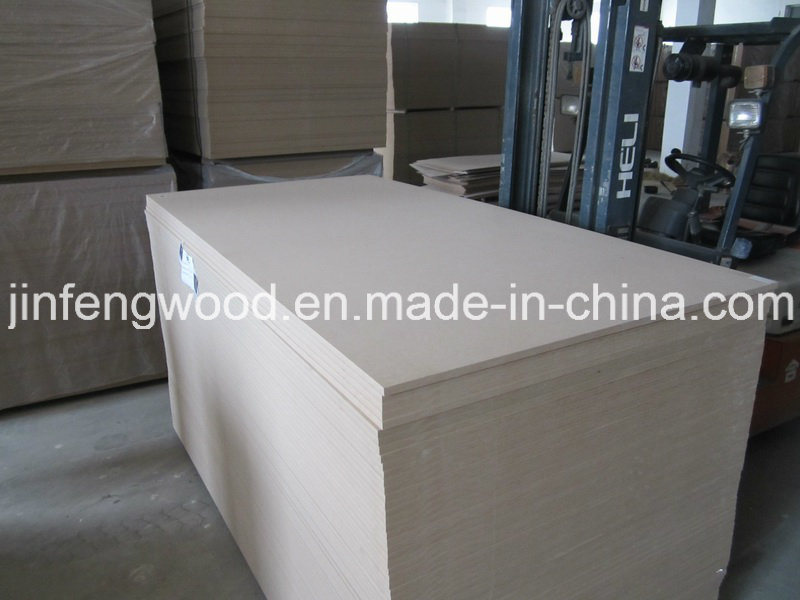 Plain MDF/Sanding MDF Medium Density Fiberboard Raw Plain MDF