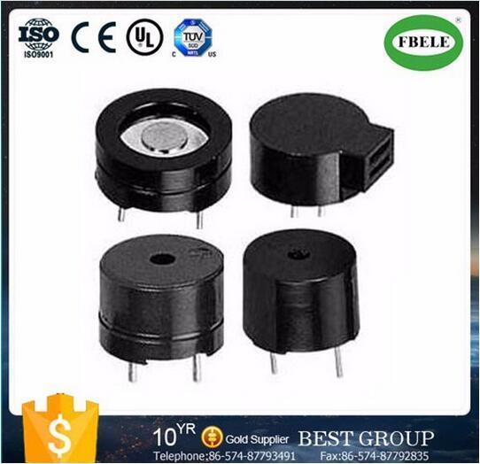 Hot Sale High Quality Magnetic Buzzer Electromagnetic Buzzer
