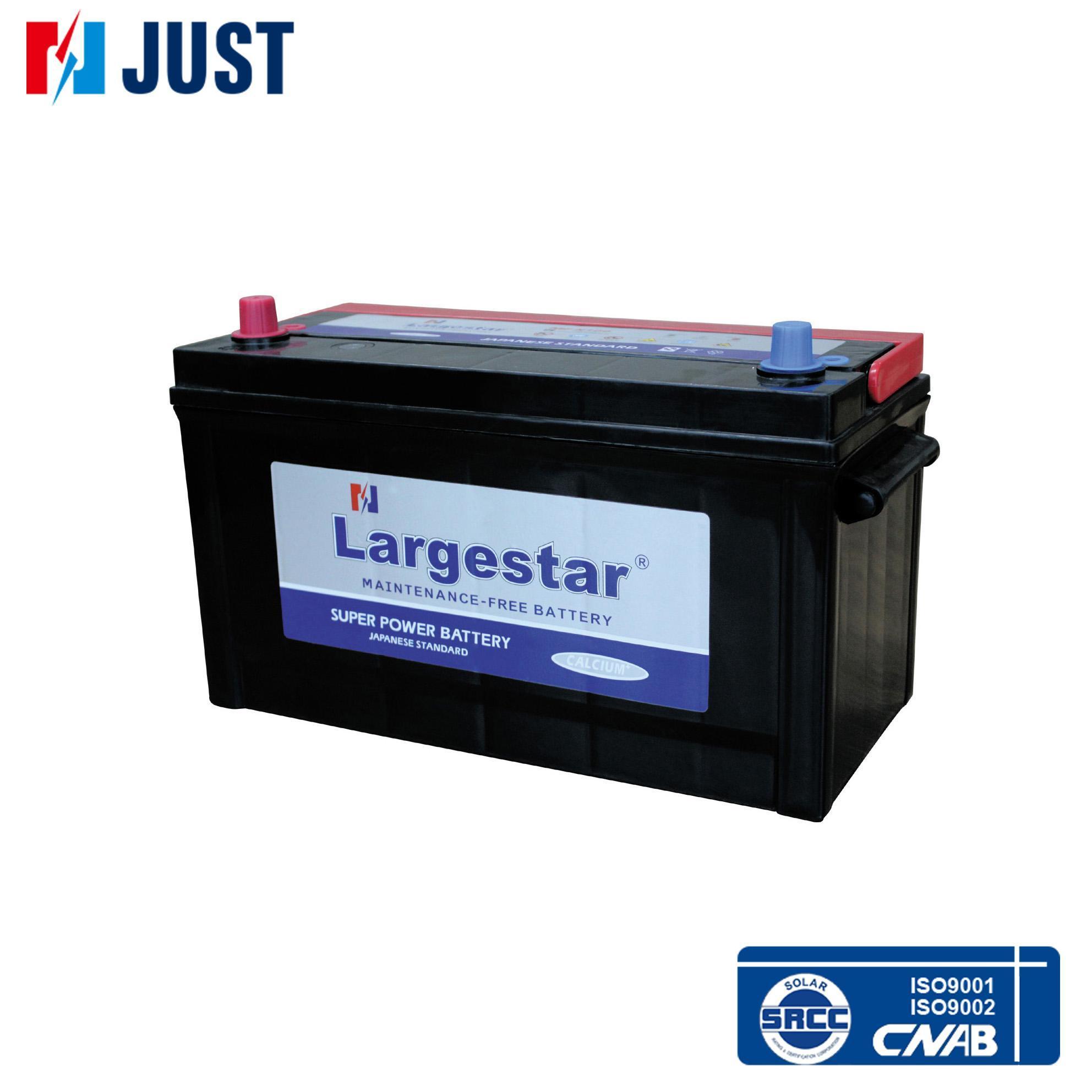Mfn150 Maintenance Free Car Battery