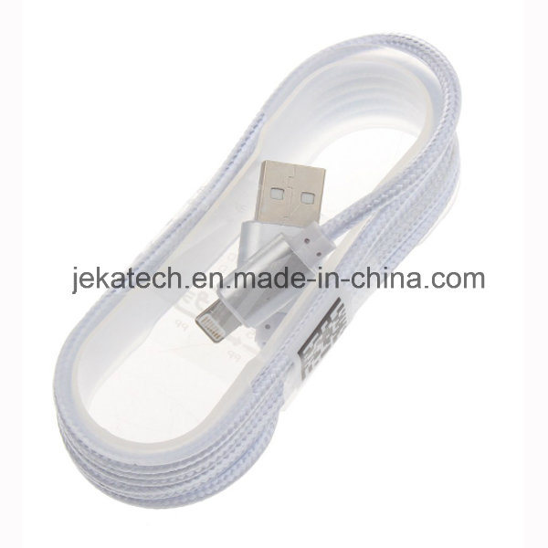 Nylon Braided USB Cable for iPhone 6/6s