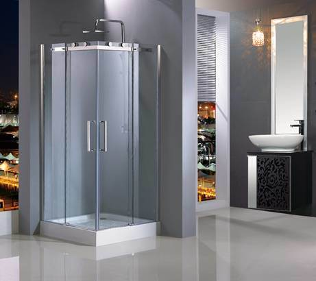 Resin Stone Shower Tray - 003