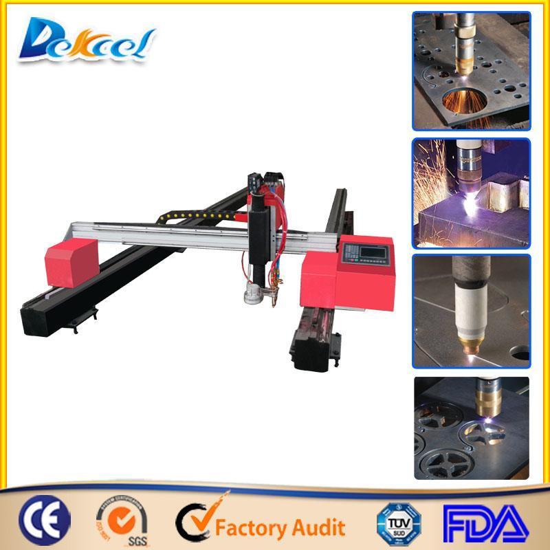 China CNC Plasma /Flame Cutting Machine 1325 for Ss, Ms
