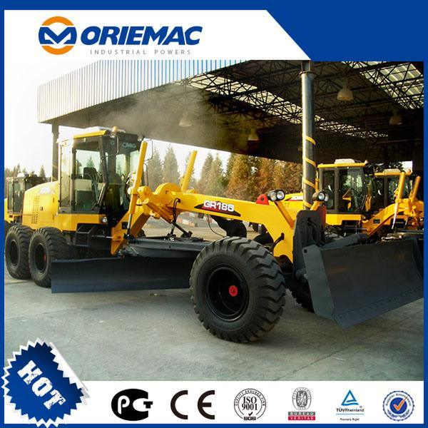 High Quality 180HP Motor Grader Gr180 for Sale