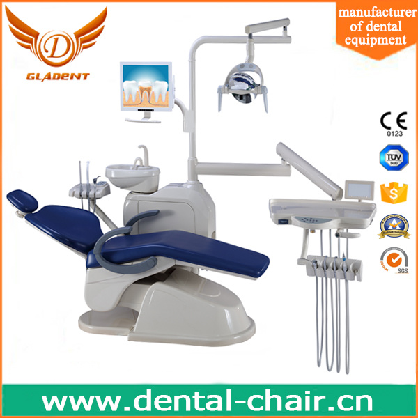 Good Quality a Complete Set of Dental Chair for Dentist