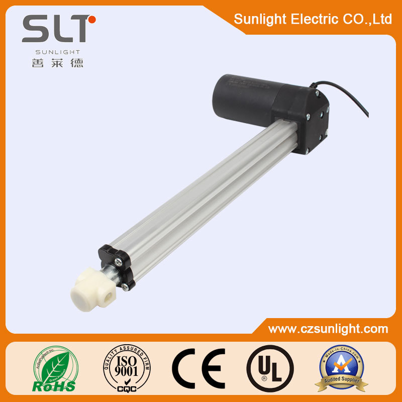 12V 24V DC Brush Brushless Electric Linear Actuator Motor