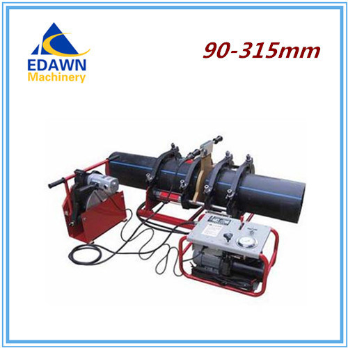 2016 High Quality HDPE Pipe Hydraulic Butt Fusion Welding Machine
