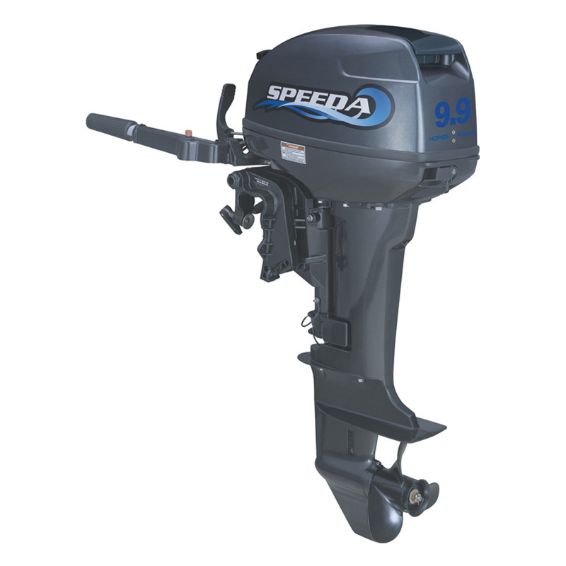 Ce Approved Yadao 2-Stroke 9.9HP Short Shaft Boat Outboard Motor
