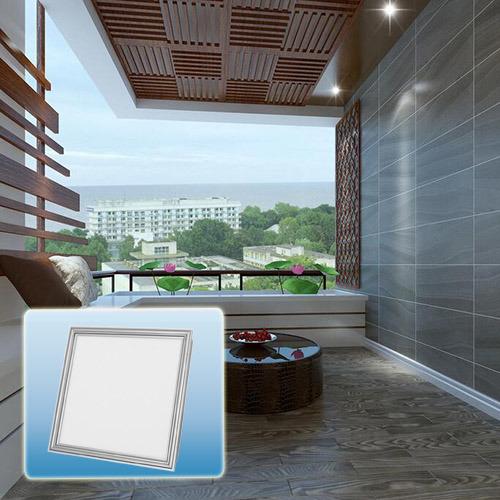 High Quality Flat Square LED Panel Light Office Lighting