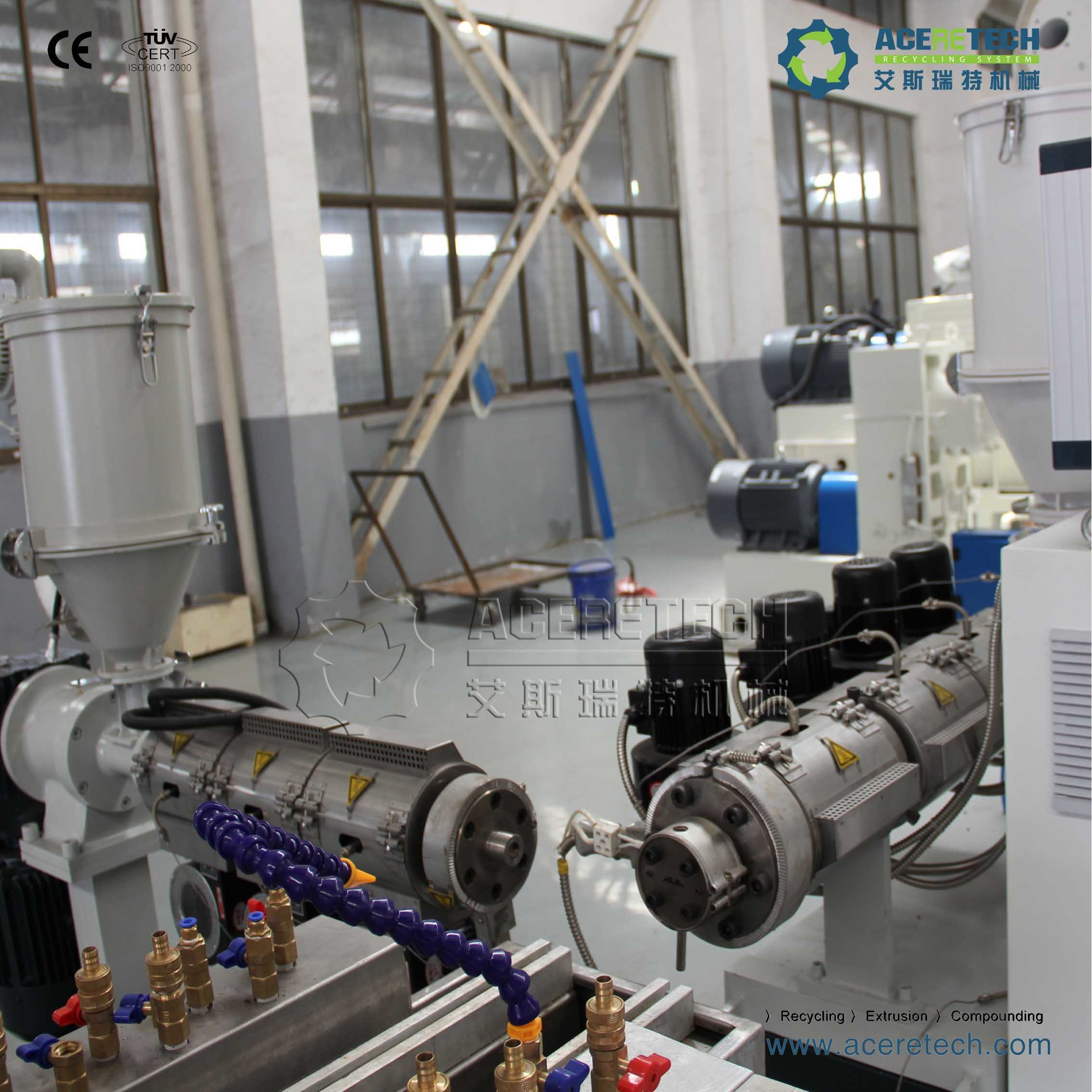 Plastic PVC/SPVC/TPE/TPV/Tpo/TPU Sealing Strip Extrusion Machine
