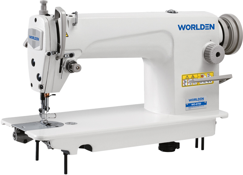 Br-8700 Single Needle Lockstitch Sewing Machine