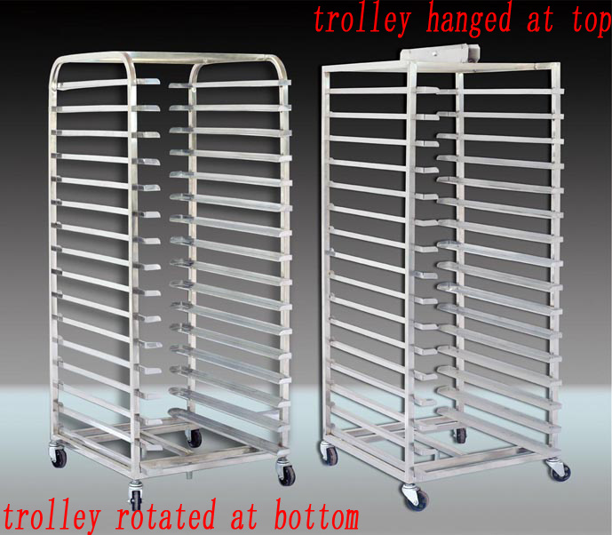 Yzd-100 Ce ISO 32 Trays Commercial Baking Rotary Oven