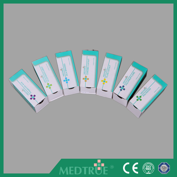 High Quality Disposable Surgical Suture with CE&ISO Certification (MT580K0714)