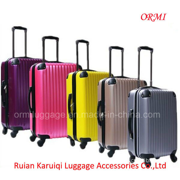 Trendy Beautiful ABS Travel Luggage Factory