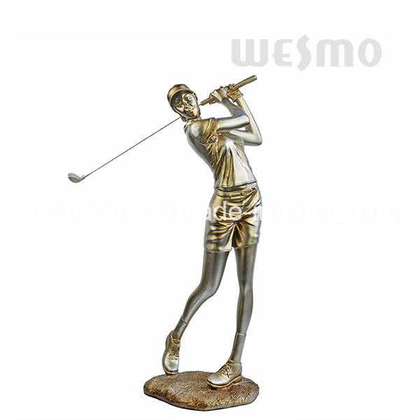 Resin Uttermost Practice Shot Figurines (WTS0008A&B)