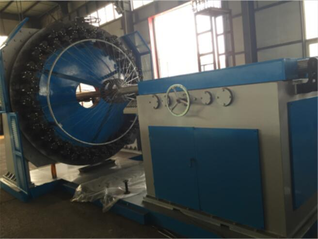 Stainess Steel Wire Braiding Machine for Flexible Metal Hose