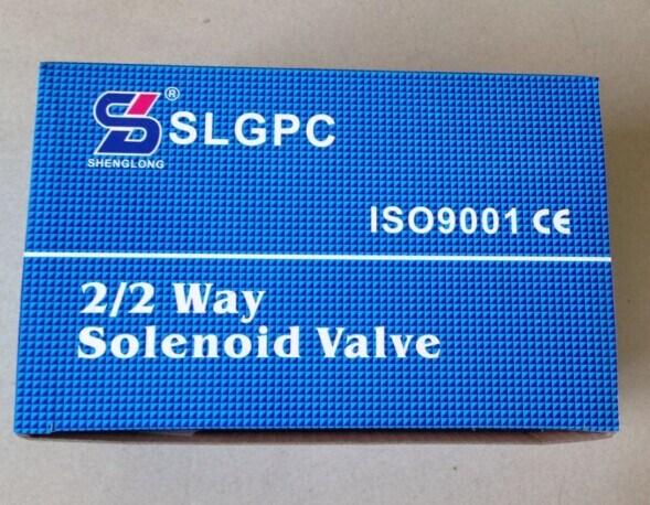 2s200-20 Shower 10 Bar High Pressure Solenoid Valve
