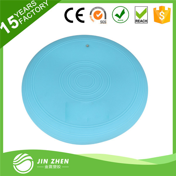 Wholesale China Factory Inflatable Massage Mat Yoga Ball Balancing Cushion